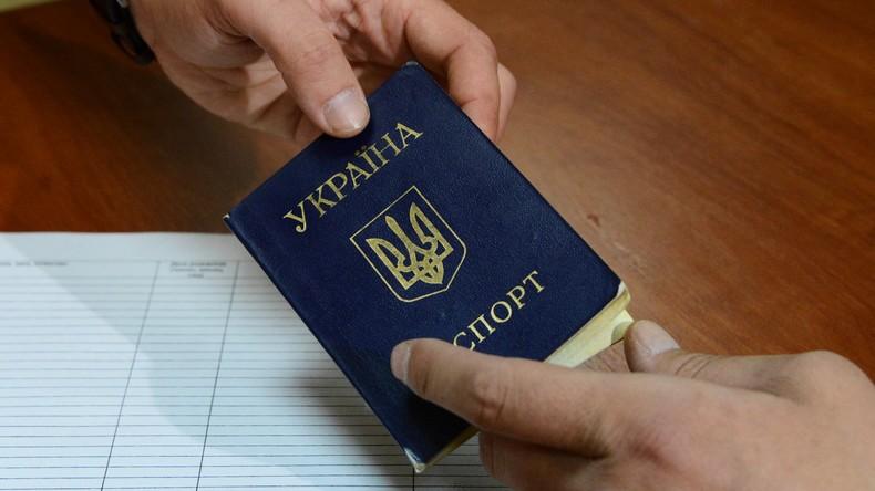 Petro Poroschenko entbürgert Rada-Abgeordneten