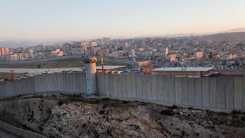 Israel riegelt Palästinensergebiete für drei Tage ab