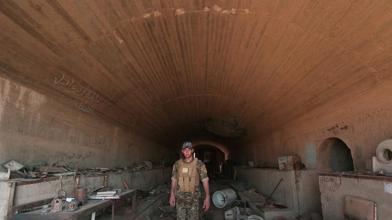 Syrische Milizen melden große Erfolge gegen IS nahe Tabka-Staudamm