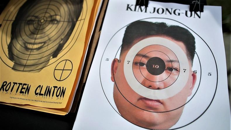 US-Präsident Donald Trump bastelt an einer all-asiatischen Allianz gegen Nordkorea