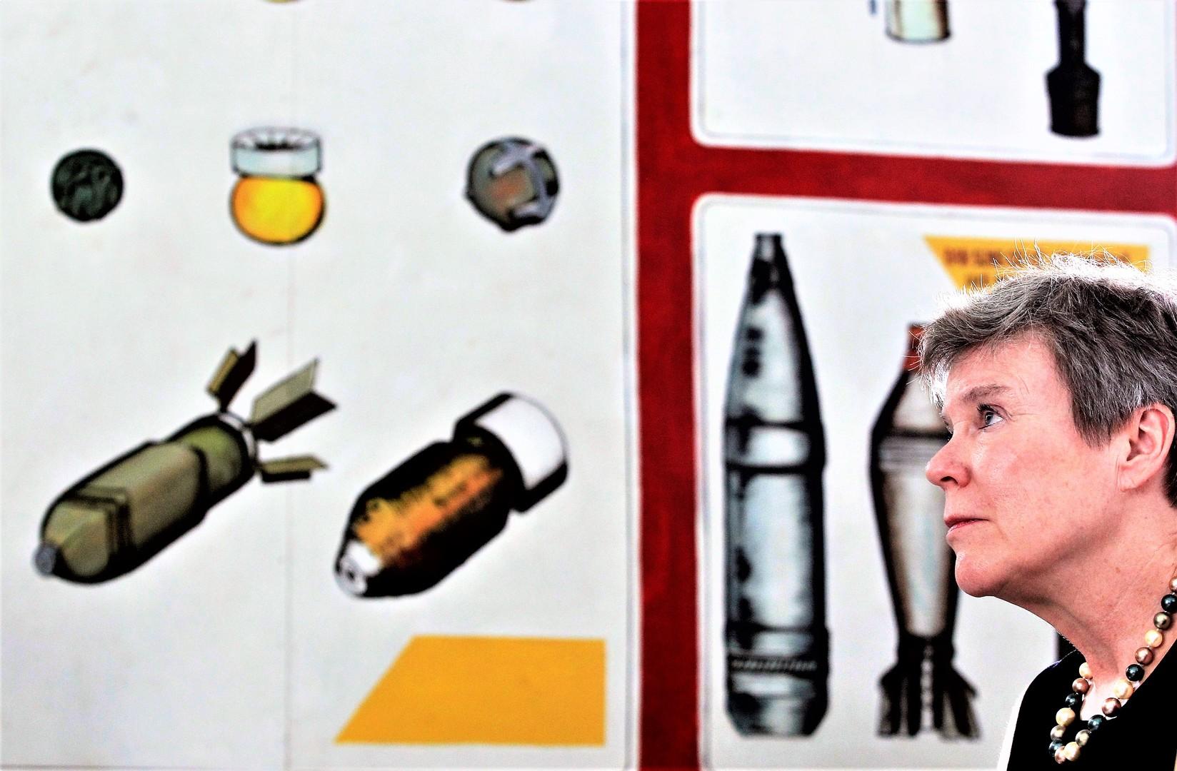 NATO-Vize Gottemoeller: Russisches Iskander-Raketensystem ist Bedrohung für Europa