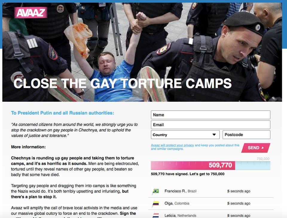 """""""Schwulen-Genozid in Tschetschenien"""" - Neues aus der Fake-News-Fabrik"""