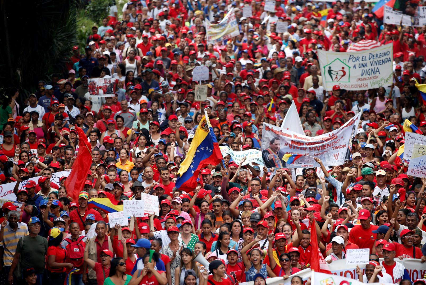 Schwere Ausschreitungen bei Protesten in Venezuela