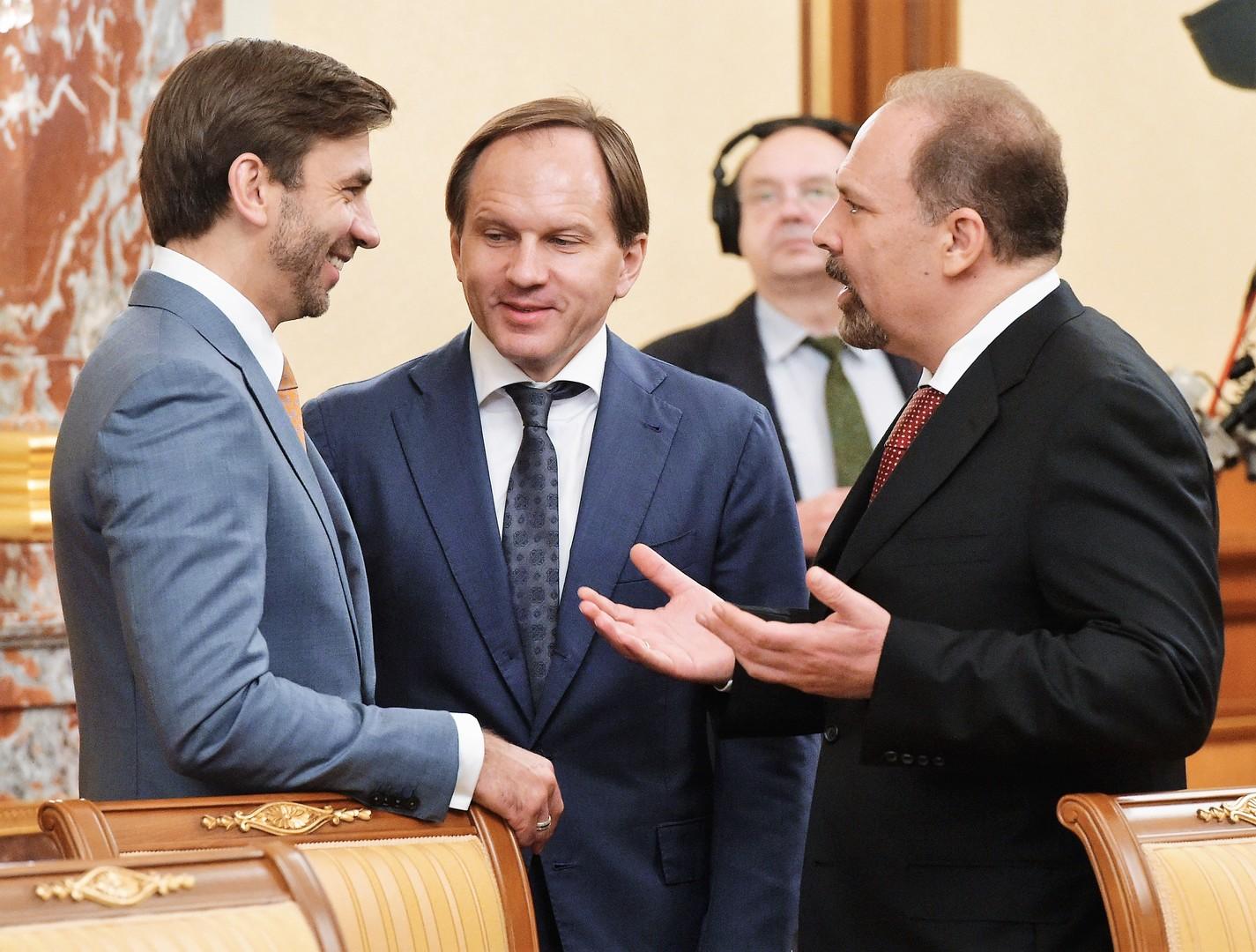 Was Beamte in Kreml, Duma und Ministerien 2016 verdienten: Millionäre sind keine Seltenheit