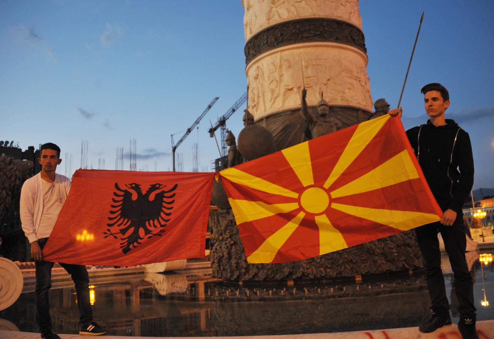 Stiftung verklagt US-Außenministerium wegen Finanzierung von Soros-Projekten in Mazedonien