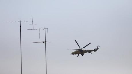 Irakische Luftwaffe tötet rund 200 IS-Kämpfer unweit der Grenze zu Syrien (Symbolbild)