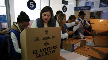 Ecuador wählt Staatschef in Stichwahl