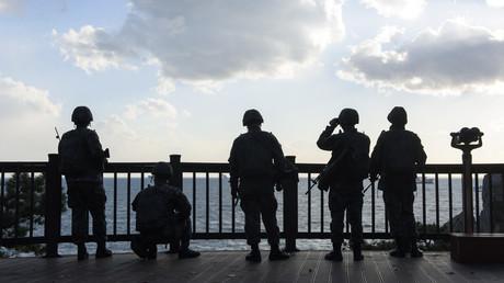Südkorea, Japan und USA starten gemeinsame Marinemanöver gegen nordkoreanische U-Boote (Symbolbild)