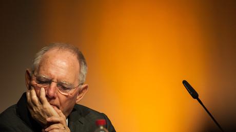 Wenn es um Transparenz geht, hört Bundesfinanzminister Wolfgang Schäuble gerne mal weg.