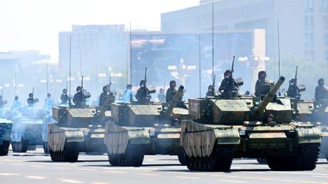 Thailand tauscht veraltete US-Panzer gegen chinesische Neumodelle aus