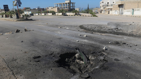 Russland weist Vorwürfe über Giftgasangriff auf Chan Schaichun in Syrien zurück