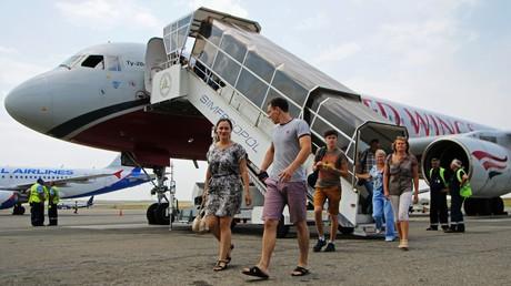 Russlands Regierung lockt Urlauber mit Billigtickets auf Krim-Reisen