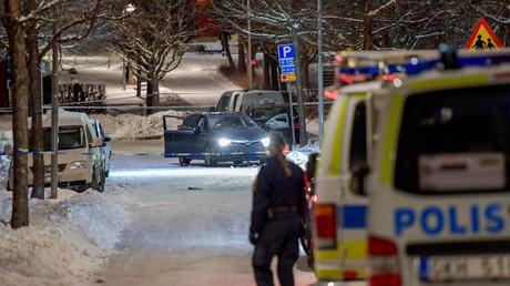 Schweden möchte den Terrorismus mit eigenen Polizeikräften aktiv im Irak bekämpfen.