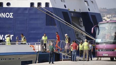 Griechenland bleibt dem EU-Migrationsabkommen mit Türkei treu und schiebt Flüchtlinge erneut ab (Archivfoto)