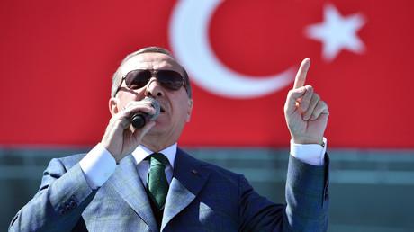 Erdogan bereit, US-Militäroperation in Syrien zu unterstützen
