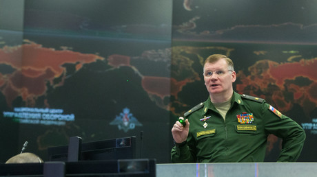 Russisches Verteidigungsministerium: US-Vorwürfe gegen Damaskus über C-Waffen-Angriff sind grundlos
