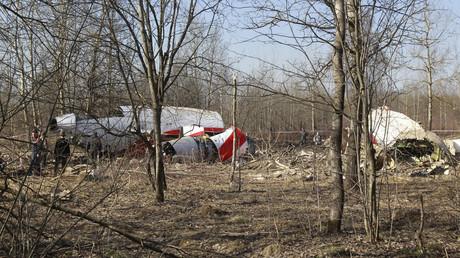 Dutzende hohe Politiker und Beamte starben im Jahr 2010 bei dem Flugzeugabsturz des polnischen Regierungsflugzeugs in Smolensk.