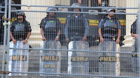 Nach Olympia in Rio Gewalt deutlich zugenommen