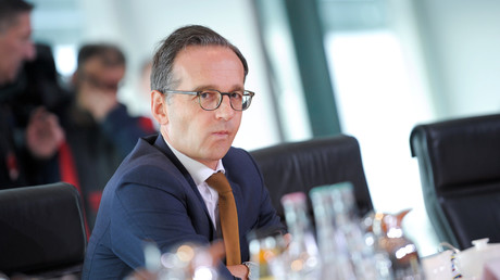 Sieht sich zunehmender Kritik ausgesetzt: Bundesjustizminister Heike Maas (SPD).