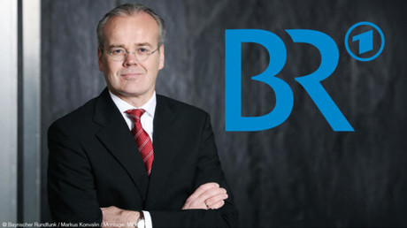 BR-Informationsdirektor Thomas Hinrichs sieht