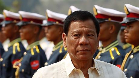 Duterte sagt Besuch auf umstrittene Insel im Südchinesischen Meer ab