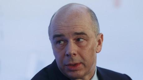Der russische Finanzminister Anton Siluanov