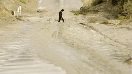 Heftige Regenfälle in Iran fordern mindestens 17 Todesopfer (Archivbild)