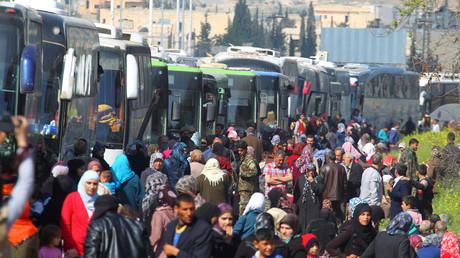Aleppo: Mehrere Todesopfer bei Anschlag auf Busse mit Evakuierten