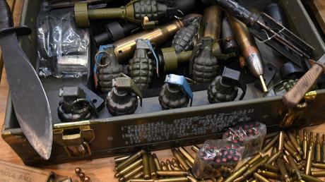 Russischer Geheimdienst verhindert illegale Waffenlieferungen aus der EU und der Ukraine (Symbolbild)