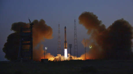 Erster mongolischer Satellit erreicht Erdumlaufbahn (Symbolbild)