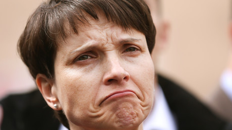 Frauke Petry verzichtet auf Kandidatur bei Bundestagswahl