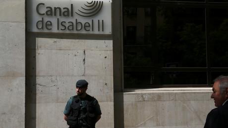 Ranghoher Parteikollege von Spaniens Regierungschef Mariano Rajoy wegen Korruption festgenommen