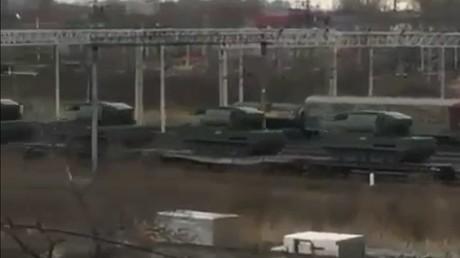 Russlands Außenminister Sergej Lawrow warnte die USA, militärische Aggressionen werden den Konflikt mit Nordkorea nicht lösen.   Bildquelle: Twitter