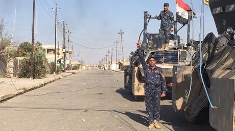 Mossul: Führender C-Waffen-Experte des IS tot