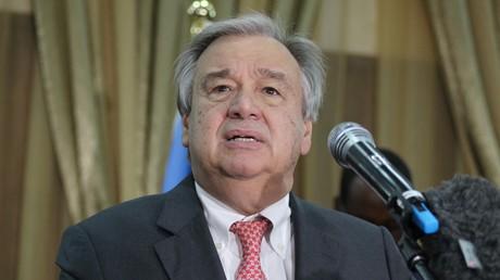 UN-Generalsekretär besorgt über Entwicklung in Venezuela