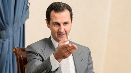 Syrischer Präsident Assad nennt Länder, die Terrorgruppierungen verhelfen