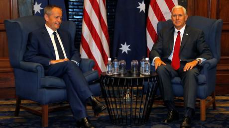 US-Vizepräsident Mike Pence sieht Chance für friedliche Lösung im Streit mit Nordkorea