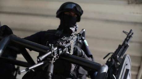 Tod von zwei Drogenbossen verursacht Unruhen in Mexiko (Archivbild)