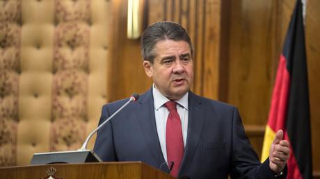 Außenminister Gabriel warnt vor neuer Serie der Gewalt in Nahost