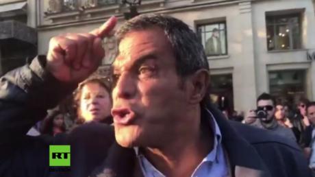 Ehemaliger Front National Politiker und Buch-Autor attackiert Pariser Bürgermeisterin.