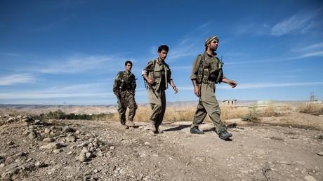 Bei türkischen Luftangriffen im Nordirak Zivilisten getötet (Symbolbild)