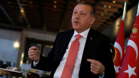 Recep Tayyip Erdoğan rechtfertigt Luftangriffe in Nordsyrien und Irak