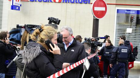 Zwei Tote bei neuer Geiselnahme in koscherem Lebensmitteladen in Paris
