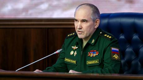 Russische Luftstreitkräfte führten seit Jahresanfang rund 23.000 Angriffsflüge in Syrien aus