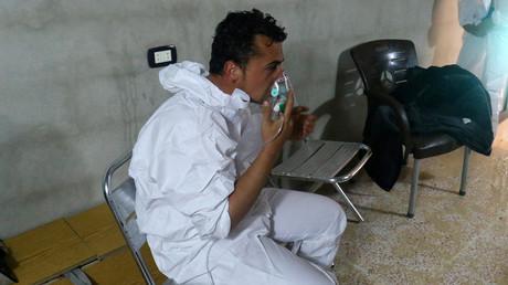 Bei dem Zwischenfall am 4. April in Chan Chaichun, Syrien, kamen 86 Menschen um. Weitere wurden verletzt.