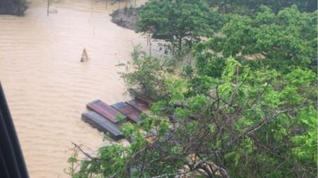Überschwemmungen in der Dominikanischen Republik – 14.000 Menschen evakuiert