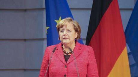 Merkel fordert von einigen Bundesländern mehr Bemühungen um Sicherheit