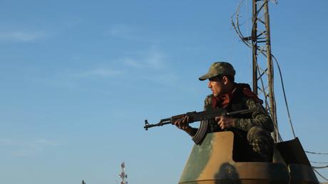 Kurden vermelden Tod von 17 türkischen Soldaten im Norden Syriens (Symbolbild)