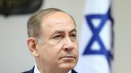 Der israelische Ministerpräsident Benjamin Netanjahu