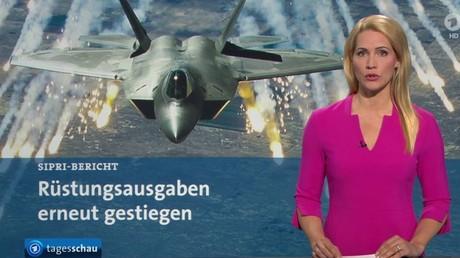 Programmbeschwerde gegen ARD-Tagesschau wegen manipulativer Nachrichtengestaltung